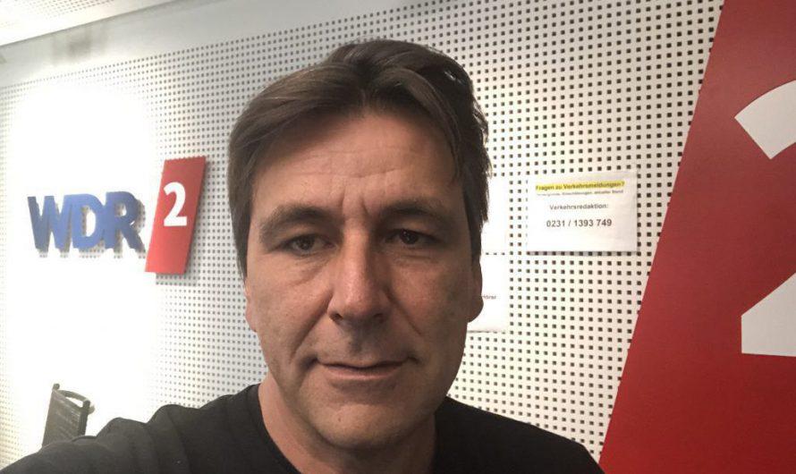 Grüße aus dem WDR 2 – Studio